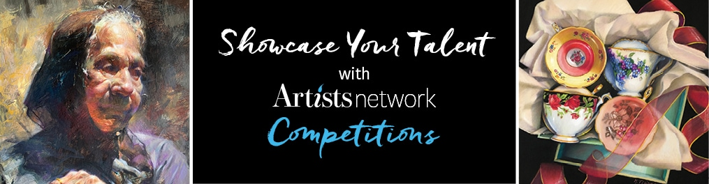 Artist Network Competition banner